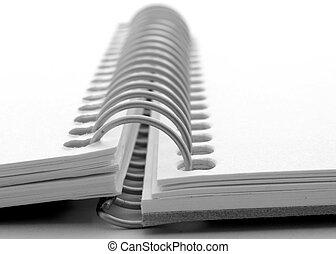 Ring Binder - Paper ring-binder pad