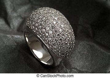 ring, diamant