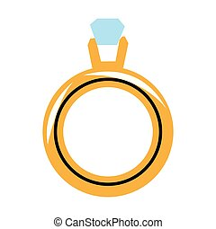 ring, diament, ślub
