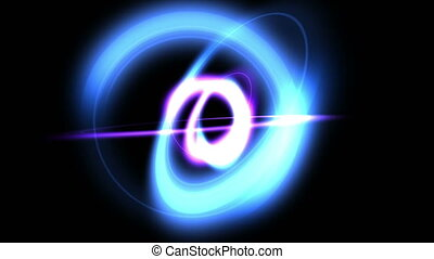ring logo template 4k