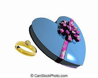 ring., mariage