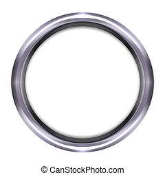 ring, metallisch