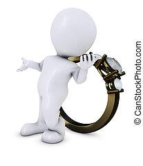 ring, morph, mann