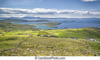 An image of a nice Ring of Kerry landscape Ireland