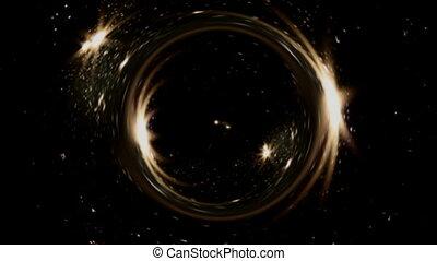 Ring of Light - Ring of rotating light