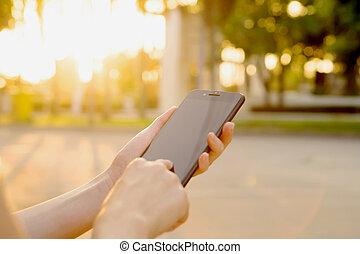 ringa, texting