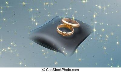 ringen, goud