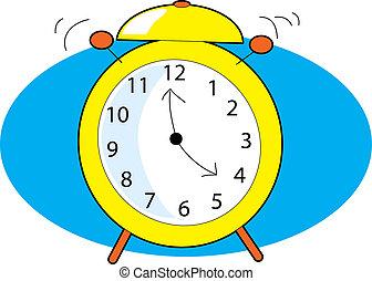 Alarm Clock - Ringing Alarm Clock