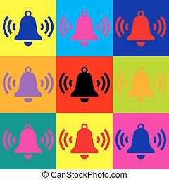 Ringing bell icon
