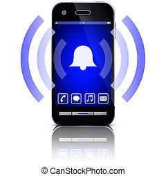 ringing cellphone