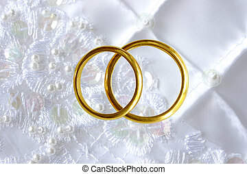 Rings and Satin