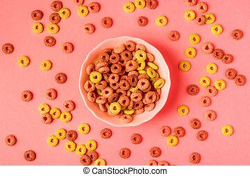 rings., barwny, zboże