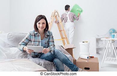 rinnovamento domestico