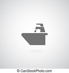 rinse symbol