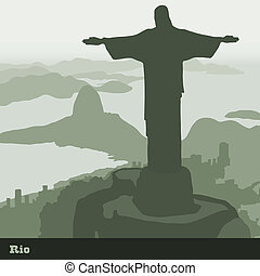 Rio background