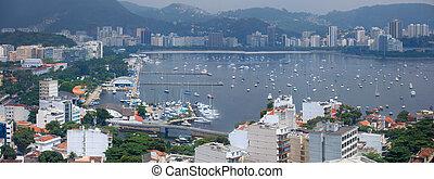 Rio Cityscape