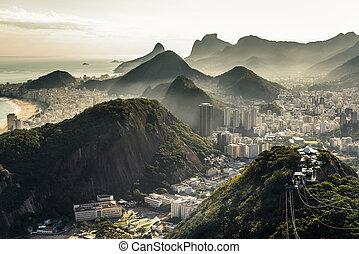 Rio de Janeiro Mountain View
