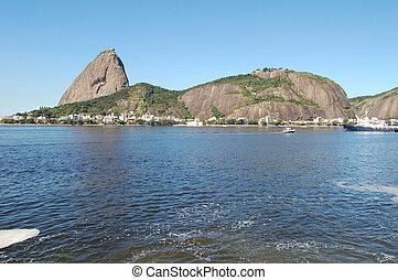 Rio de Janeiro - Sugar loaf mountain - Rio de Janeiro