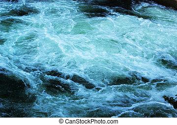rio, -, flowing.