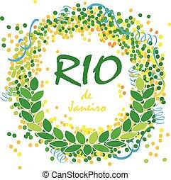 Rio garland