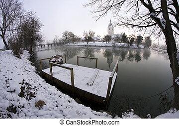 rio, inverno