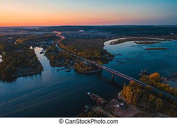 rio, ponte