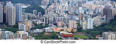Rio urban area