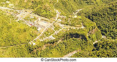 Rio Verde Aerial Panorama