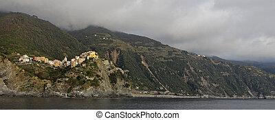 Riomaggiore Panorama