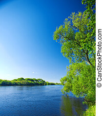 rios, natureza
