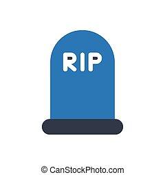 rip  glyph color icon