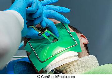 riparazione, dentista