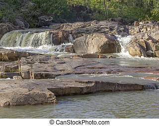 Macal River in Belize