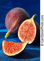 Ripe fresh Fig