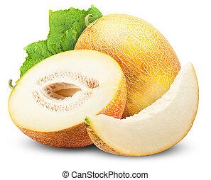 yellow melon