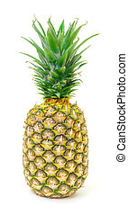 Ripe Pineapple Fruit