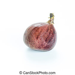 Ripe sweet fig