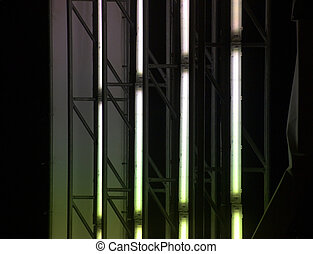 Ripped Illuminated Panel - Illuminated panel ripped off ...