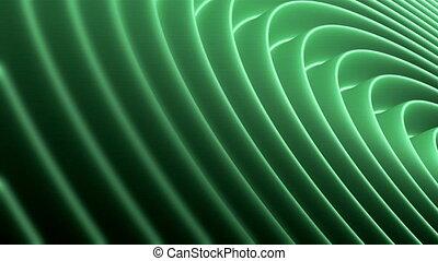 Ripple depth of field lined overlay loop - Animated ripple...