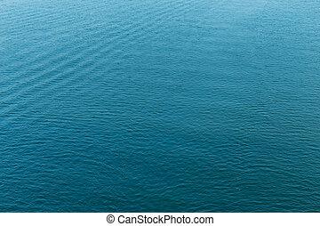 Ripple on water surface