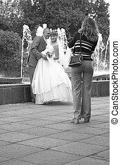 riprese, matrimonio