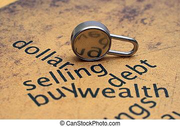 riqueza, conceito