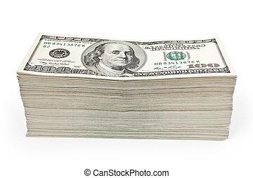 riqueza, dinheiro