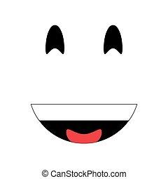 rir, emoticon, ícone