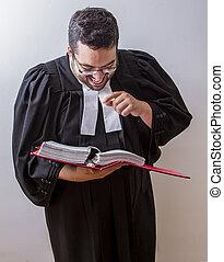 rire, à, les, droit & loi