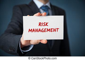 rischio, amministrazione