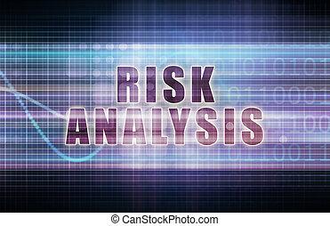 rischio, analisi