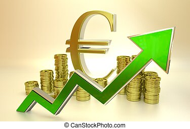 Rise of the euro