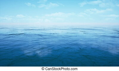 rise up angle in ocean