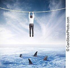 risiko, geschaeftswelt